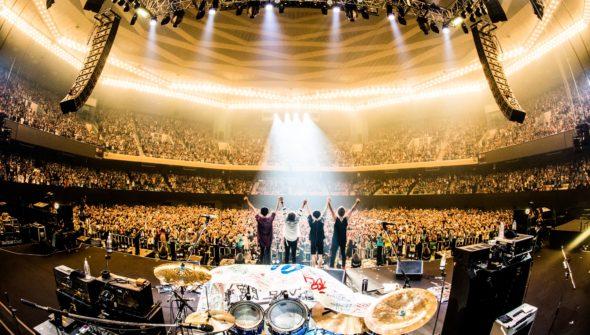 「LIVER'S 武道館」2016.10.09 at 日本武道館